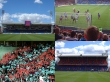 A mixture of photos taken at Selhurst Park