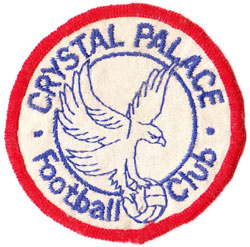 Crystal Palace Badge History Crystal Palace Fc Supporters Website The Holmesdale Online
