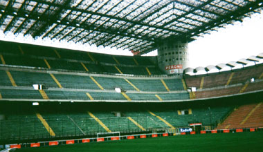 The San Siro Stadium